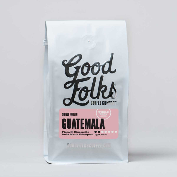 Coffee - Guatemala - Doña Maria Velasquez - Medium Roast