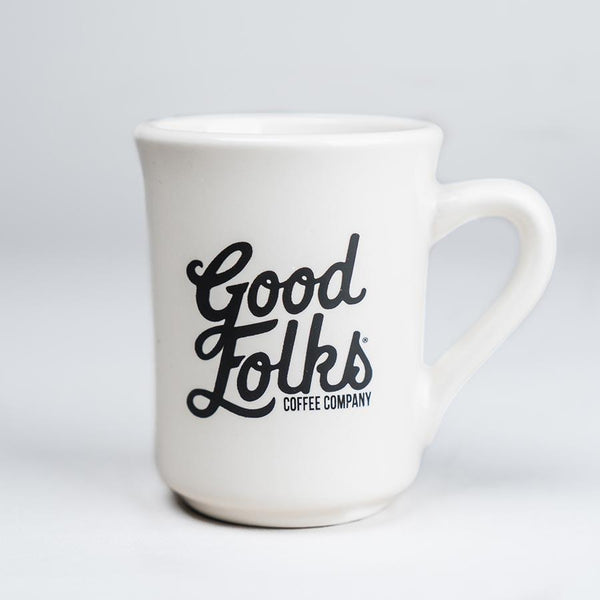 Merchandise - Good Folks Coffee Mug (7oz)