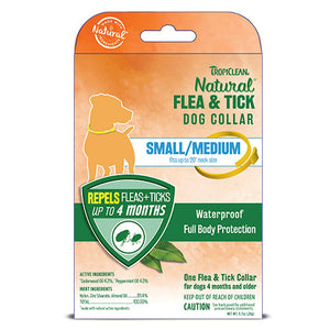 Tropiclean Flea and Tick Dog Collar