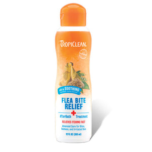 Tropiclean After bath Flea & Tick Bite Relief Treatment 355 ml