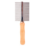 Trixie Dog/Cat Double Sided Comb 17 cm