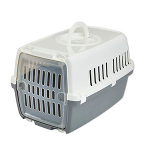 Savic Zephos 1 Pet Carrier Grey (Max Load 5Kg)