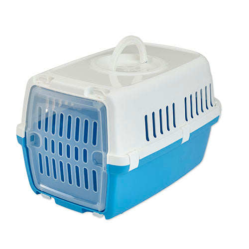 Savic Zephos 1 Pet Carrier Atlantic Blue (Max Load 5Kg)