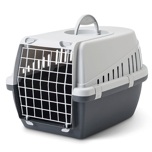 Savic Trotter 2 Pet Carrier Dark Grey (Max Load 7Kg)