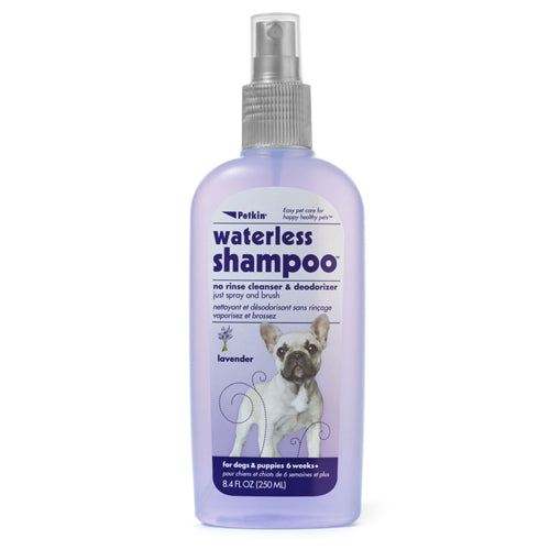 PETKIN WATERLESS SPA SHAMPOO LAVENDER 250ML