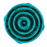 Outward Hound Fun Feeder Slo-Bowl Mini Slow Feeder Blue
