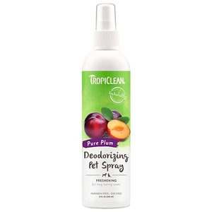 Tropiclean Pure Plum Deodorizing Pet Spray 236 ml