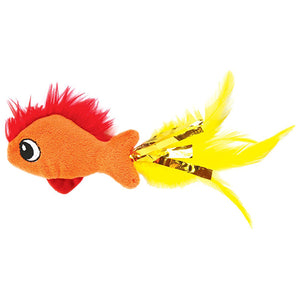 Petstages Feather Fish Cat Toy 25 cm