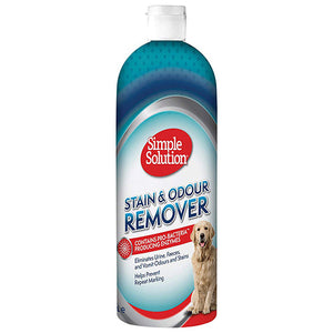 Simple Solution Dog Stain & Odor Remover