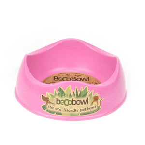 Beco Dog Bowl Pink
