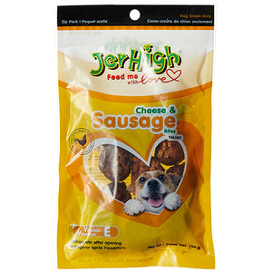 JER HIGH Cheese & Sausage 100gms