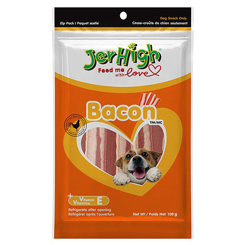 JER HIGH Bacon 100gms