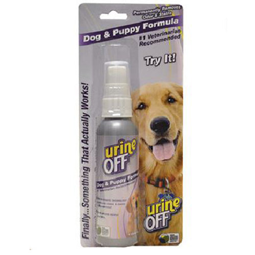 Urine OFF™ Puppy/Dog Odour & Stain Remover  118 ml