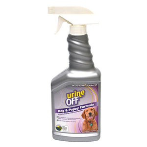 Urine OFF™ Dog Odour & Stain Remover Sprayer 500 ml