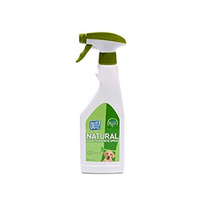 OUT! Natural Flea and Tick Spray 500 ml
