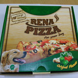 Rena Dog Pizza 12 Large Slices