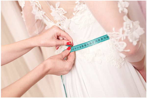 bridal and wedding dress alterations