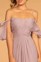 Load image into Gallery viewer, AVIS | Flutter Sleeve Chiffon Bridesmaid Dress - All Products Envious Bridal
