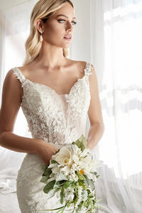 Custom made lace wedding dresses Australia Perth Envious Bridal & Formal