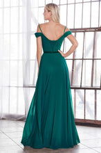 Load image into Gallery viewer, ELVERA | Off Shoulder Chiffon Flowy Bridesmaid Dress - Bridesmaid Dresses Envious Bridal & Formal