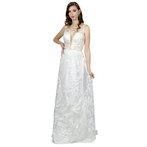 Sheath Lace Boho Wedding Gowns Perth Envious Bridal & Formal