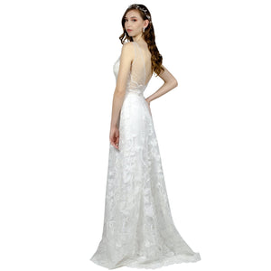 Sheath Lace Boho Wedding Dresses Perth Envious Bridal & Formal
