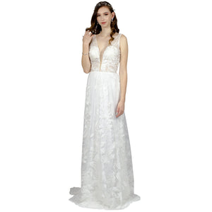Sheath Lace Boho Wedding Dress Perth Envious Bridal & Formal
