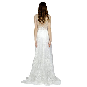 Sheath Lace Boho Wedding Bridal Dresses Perth Envious Bridal & Formal