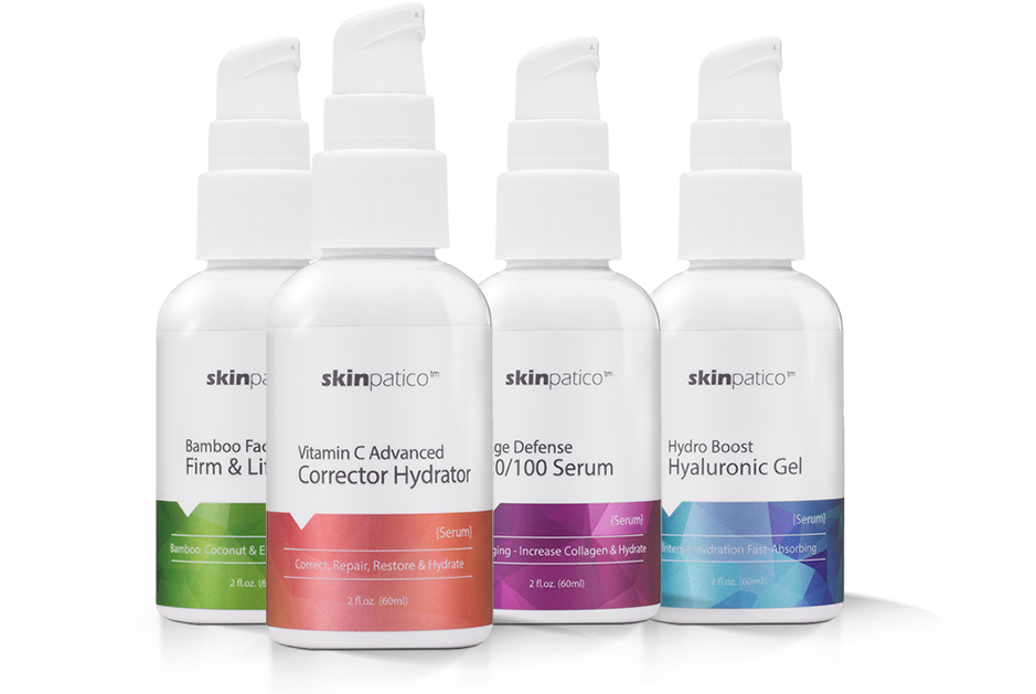 skinpatico anti-aging serum collection