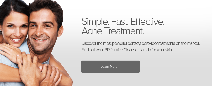 clinical formula bp pumice cleanser acne treatment