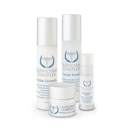 Clinicians Complex Anti-Aging Mature/Dry Skin Kit