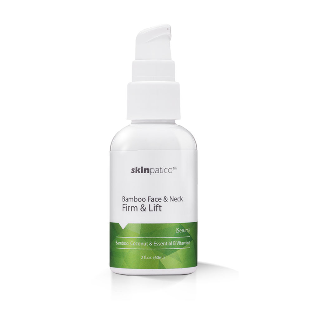 Bamboo Face & Neck Firm & Lift Serum
