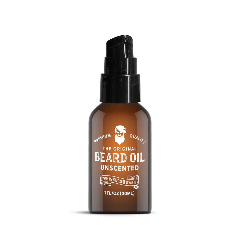 Beard Oil The Original Whiskers & Wash