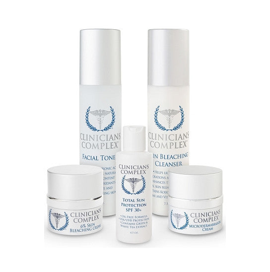 Clinicians Complex Skin Lightening Kit
