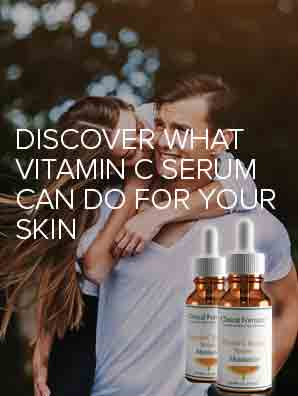 clinical formula vitamin c beauty serum