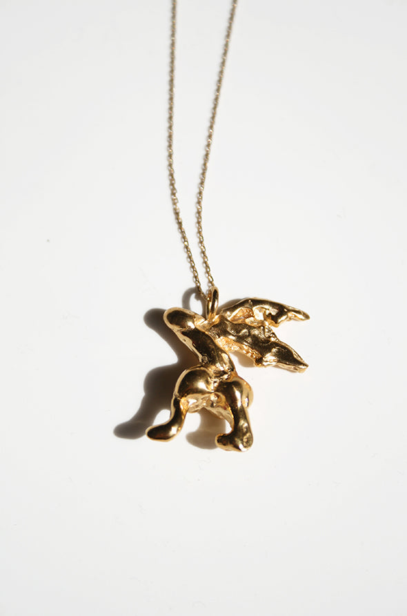 FASCINUS NECKLACE - MUTTER METAL WORKS