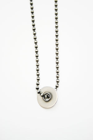 SINK-HOLE NECKLACE - MUTTER METAL WORKS