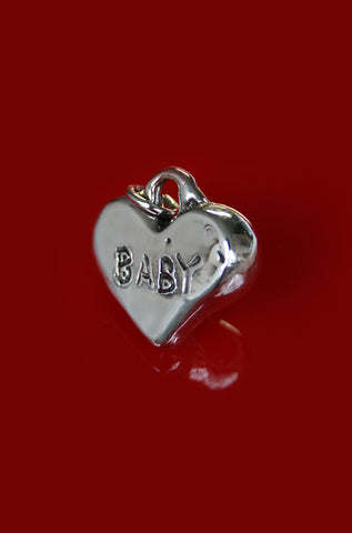 BABY LOVE PENDANT - MUTTER METAL WORKS