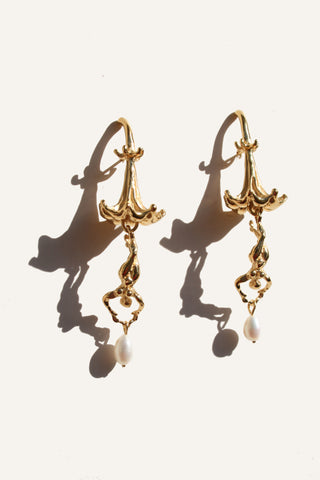 MIDNIGHT DIVER EARRINGS - MUTTER