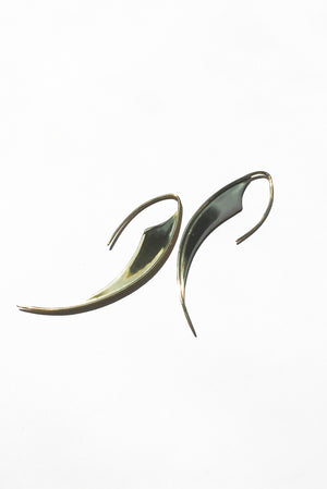 SABRE TEETH (24K GOLD) - MUTTER METAL WORKS