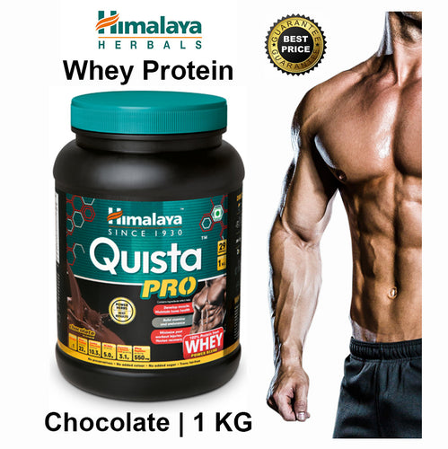 Himalaya Quista Pro Whey Protien - 1Kg - only in 1699/-