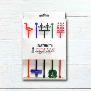 DARTMOUTH SWIZZLE STICKS