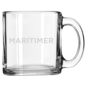 MARITIMER COFFEE MUG - WHITE
