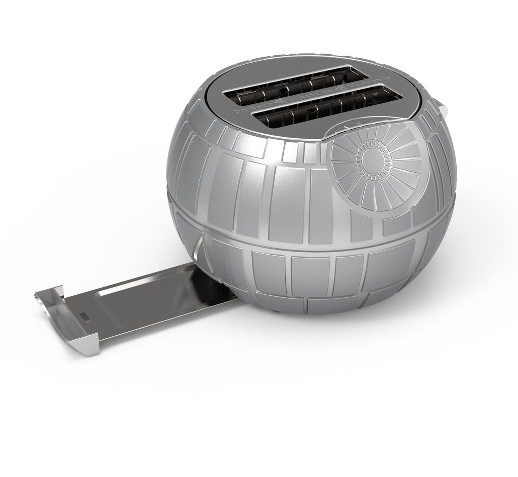 Death Star toaster: 'Luke, I am your breakfast'