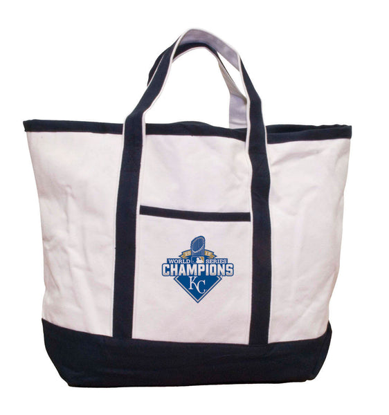 Kansas City Royals Champions 2015 Tote Bag