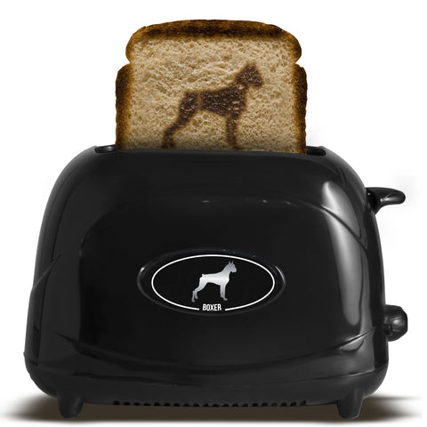 Boxer Pet Toast