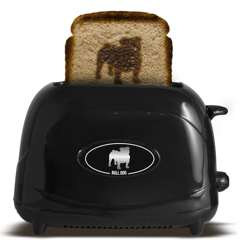 Bulldog Pet Toast