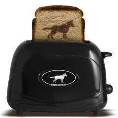 German Shepherd Pet Toast