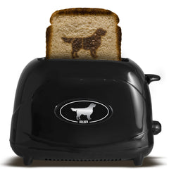 Golden Retriever Pet Toast
