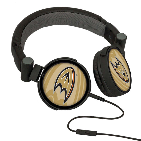 Anaheim Ducks® DJ Headphones- Oversize Collection